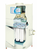 Air pulse jet dust collector - AP series / cartridge filter type