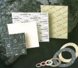 Sell Non-metallic Flat Gasket, Flange Gasket, Non-Asbesots/asbestos, Rubber, PTFE Ring Gasket