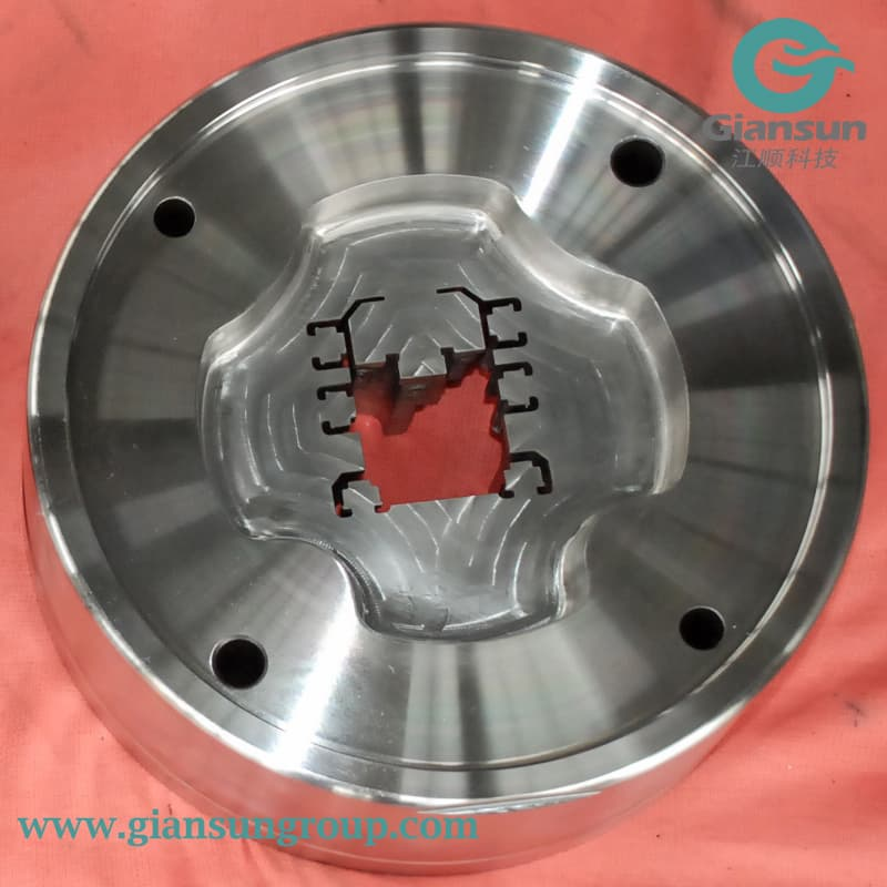aluminum extrusion mould_aluminum extrusion die