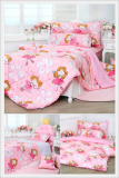 Bedding Sheet -Pinky
