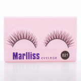 natural false eyelash   style#821-826