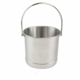 High grade stainless steel bucket