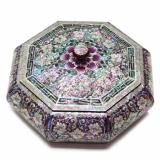 Octagonal flower Jewel box / NAJEON