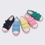 711MS Mesh Two Bend Canvas shoes