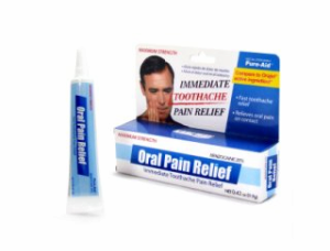 Oral Pain Relief