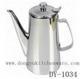 DY-1034 Stainless Steel Hotel Kettle