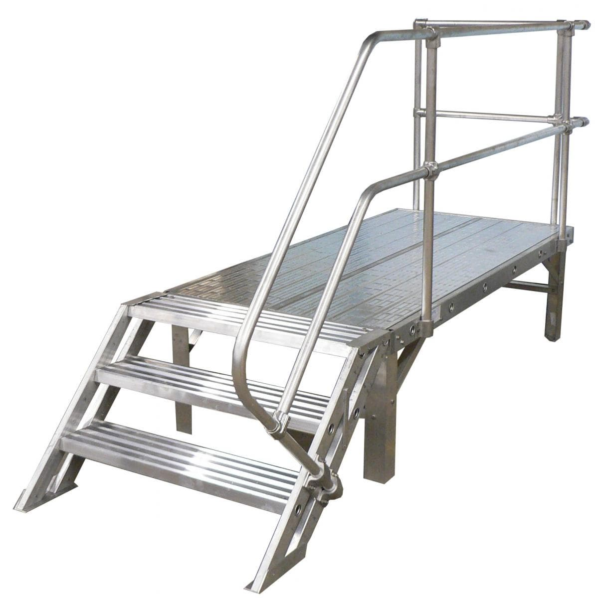 Ship Or Offshore Work Platforms Ladder From Ekaship