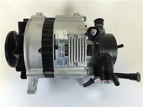 373004Z505 Genuine Alternator for Kia Frontier 1_3Ton_2 kia alternator cargen cga230126 alternator mando type 14v 90a  at reclaimingppi.co