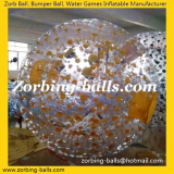 Transparent Zorb Ball_ Aqua Zorbing