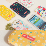Inhands case - Flower Cluster