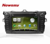 Newsmy   for Toyota 2012 Corolla CAR RADIO