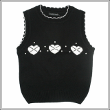 Knit Vest[Seoul Mulsan Co., Ltd.]