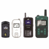 Full Duplex Walkie_Talkie _2_way Communication System_