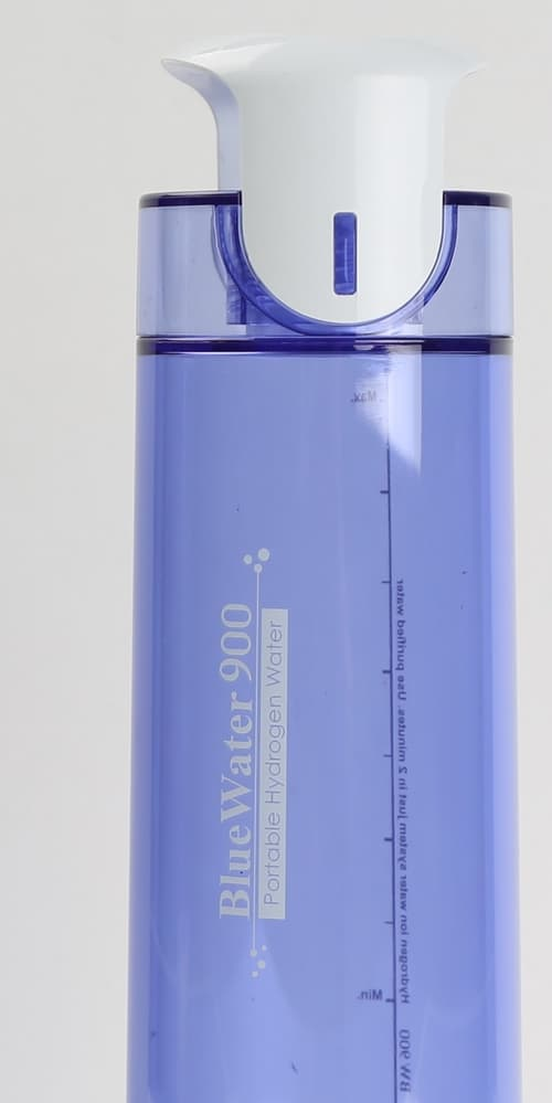 Korea hydrogen rich water bottle original bluewater900