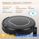 Automatic Smart Robot Vacuum Floor Cleaner Sweeper