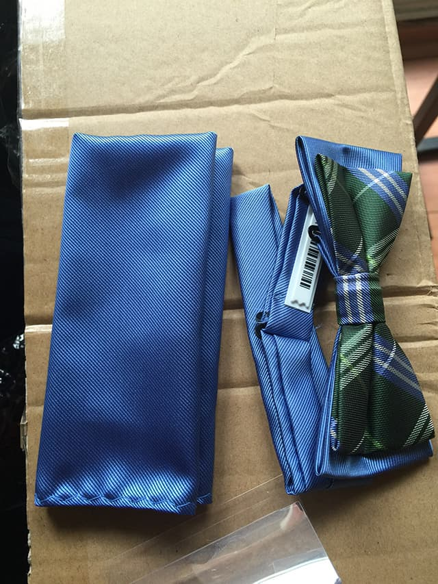 100_ Silk_ Polyester_ Micro Mens_ Neckties