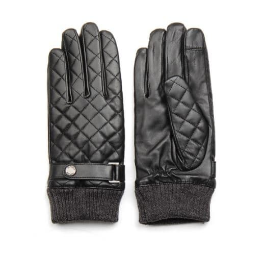 Dress leather glove_ Golf leather glove_ Dress fur glove