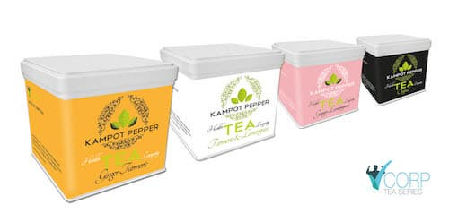Kampot Pepper Health Tea