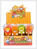 Sour Jelly Lollipop 23g