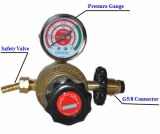 High pressure LPG gas regulator with CE/ISO