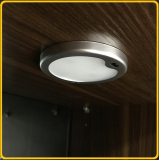 LED Kitchen Light with Built_in Hand Swing Sensor