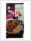 Ja-jang Myun - Asian Style Noodle with Black Bean Sauce