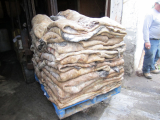 Dry And Wet Salted Donkey_Wet Salted Cow Hides _Cow Head Skin
