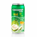 330ml Canned Coconut water with Orange flavour