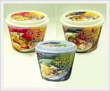 Samjin Udong, Bowl - Seafood, Kitsune, Gatuso Flavor