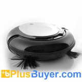 Fully Automatic Robot Vacuum Cleaner with Cliff and Bumper Sensors