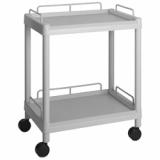 Utility Plastic Cart(Wagon, Trolley) 201E