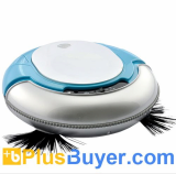 Robot Vacuum Cleaner with 4 Cleaning Routes and UV Sterilization