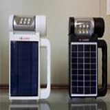 Solar Powered Eco  friendly Portable LED Lantern