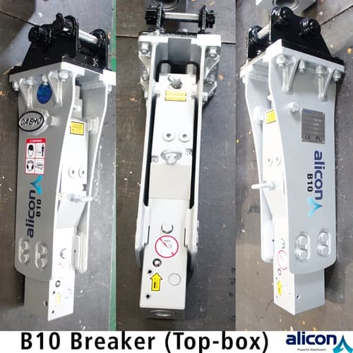 Hydraulic Breaker Alicon B10