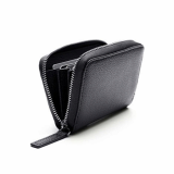 Leather Zipper Card_Case