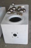 FRP (fiber reinforcing plastic) water tank