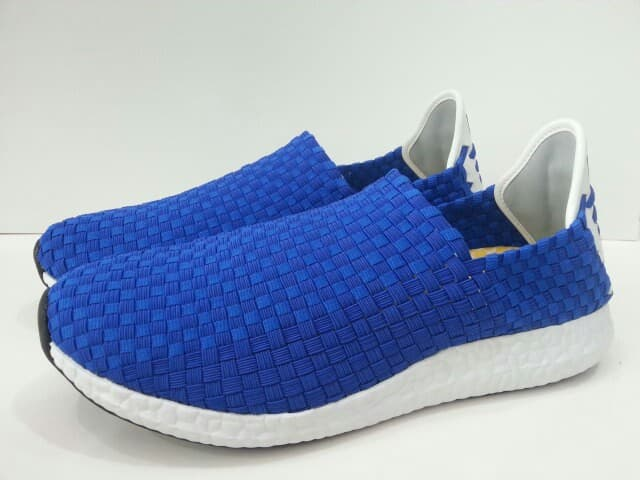MENS WOVEN SLIP_ON