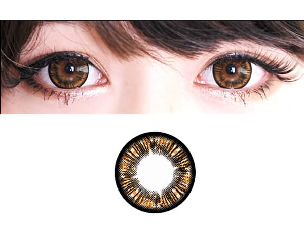 Cookie Contact Lenses
