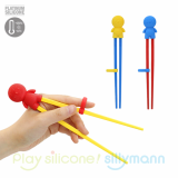 SILICONE KIDS TRAINING CHOPSTICK