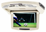 """Ceiling Mount 9.5"""" Monitor & DVD Player Combo"""