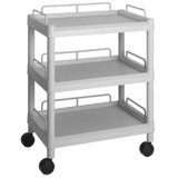 Utility Plastic Cart(Wagon, Trolley) 201F