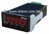 5 Digital Microprocessor Meter with 2 Alarms