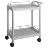 Utility Plastic Cart(Wagon, Trolley) 201G