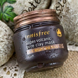 _INNISFREE_ Super Jeju Volcanic Pore Clay Mask 2X