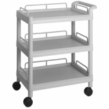 Utility Plastic Cart(Wagon, Trolley) 201H