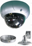 Vandal waterproof dome IR camera