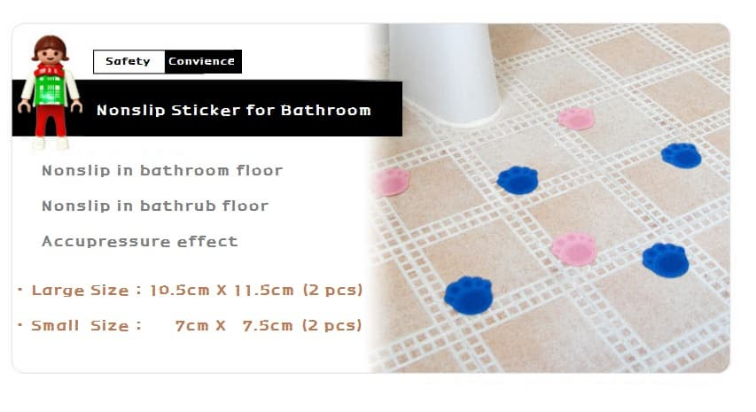 Nonslip Sticker for Bathroom