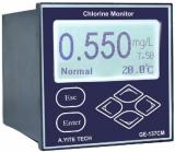 GE-137 Residual Chlorine Analyzer Monitor(Water Online Industry Monitor Meter)r