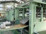 used pulp molding( egg tray)  machine