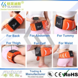 Gladness dual shaper slimming belt